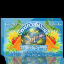 Mother's Garden Ready to Grow Organic Garden